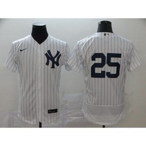 New York Yankees Gleyber Torres White Elite Jersey